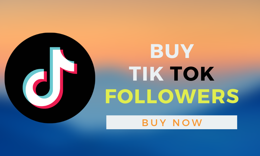 Buy TikTok Followers cheap