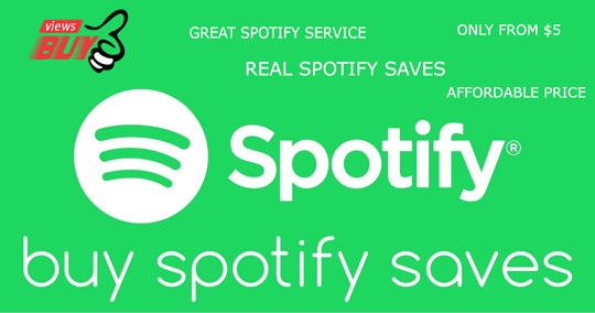 buy spotify saves